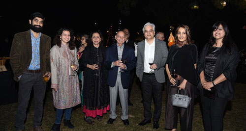 Villa at New Delhi project by ivpartners welcomes its owners