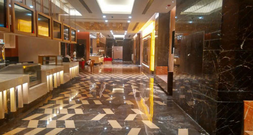 Luxury cinemas Designed by ivpartners at ICC Pune nearing Completion