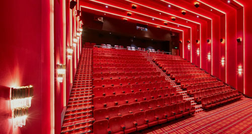Luxurious modern Art Deco style cinemas at The Pavillion Mall ICC Pune opens to rave reviews & satiated shows